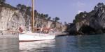 At anchor near Douarnenez